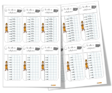 Tests : tables de multiplication