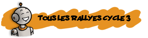 Les Rallyes Cycle 3