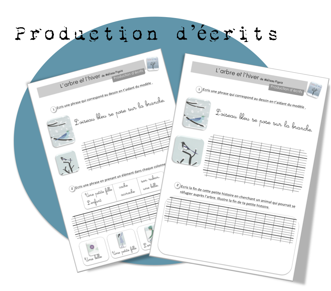 Production D'écrits : Un Arbre Et L'hiver De M. Pigois