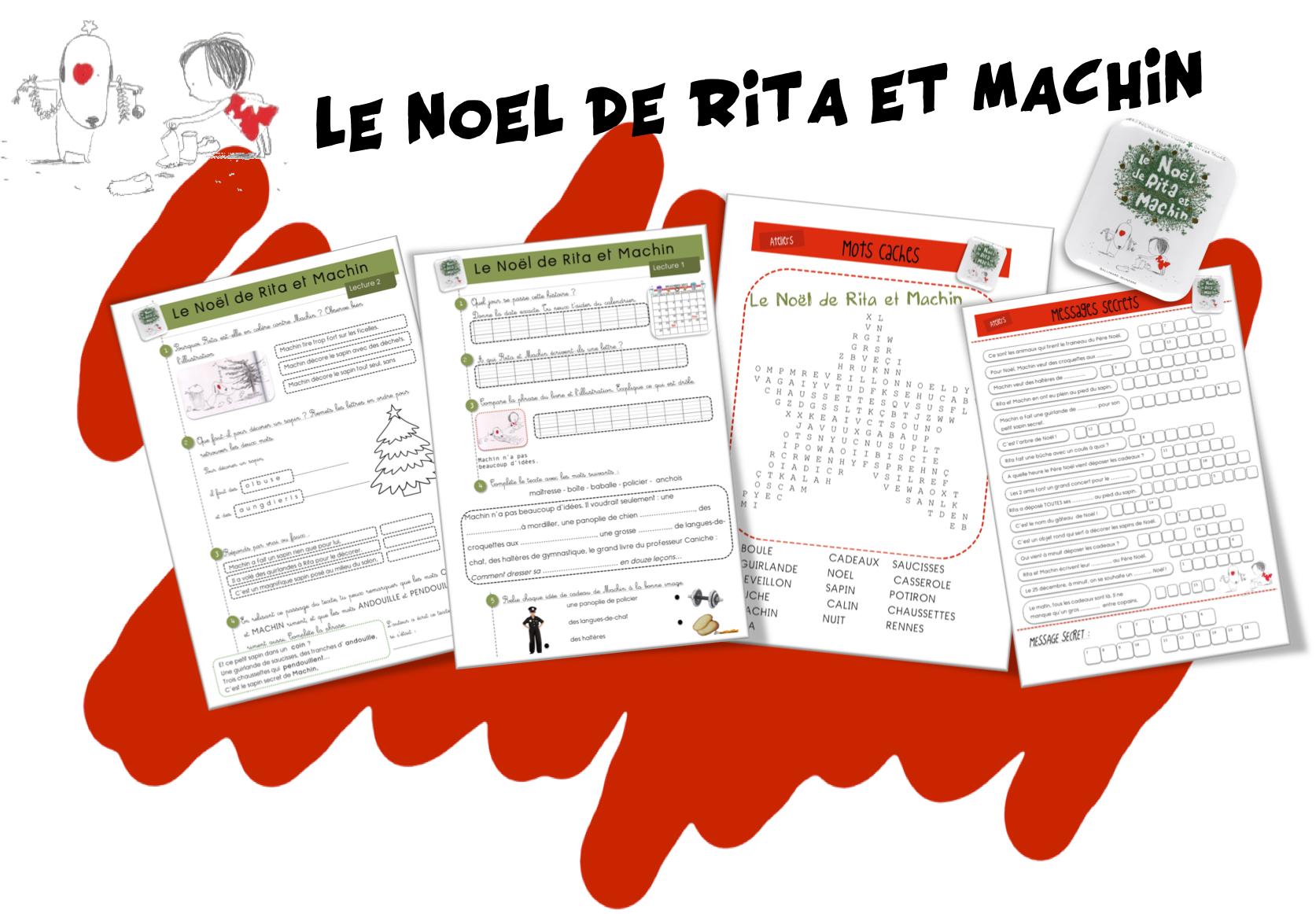 #C92401 Noël: Lecture Bricolage Recette Anglais… Bout De Gomme 5665 idée déco noel cycle 3 1673x1162 px @ aertt.com