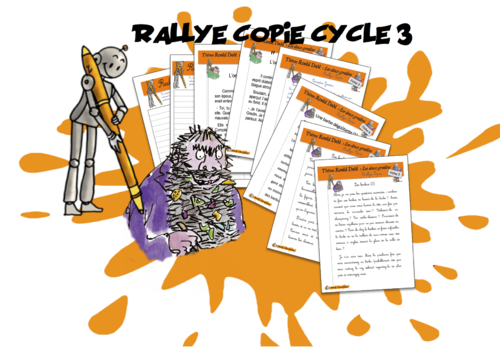 RALLYE COPIE CYCLE 3