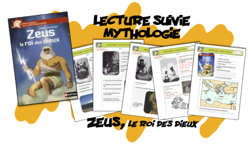 LECTURE SUIVIE MYTHOLOGIE