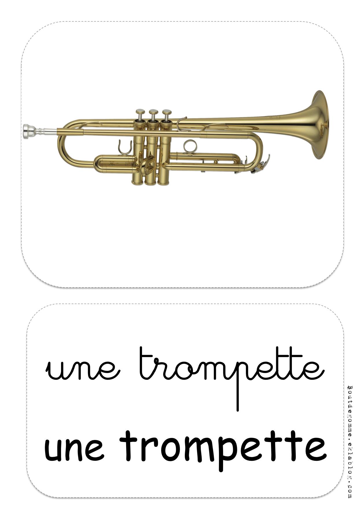 Favori Les instruments de musique : exercices | Bout de Gomme SH41