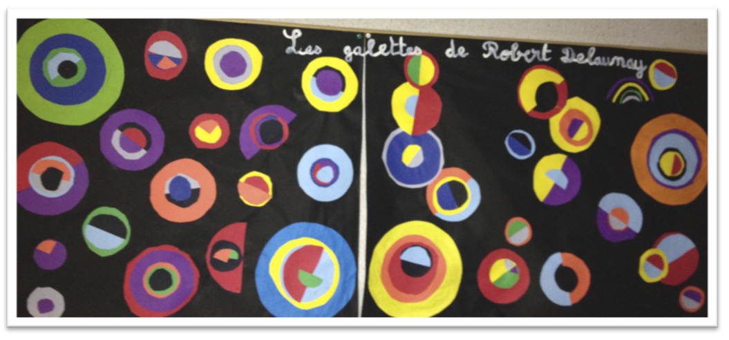 Häufig Fiche artiste : Robert Delaunay | Bout de Gomme EO96