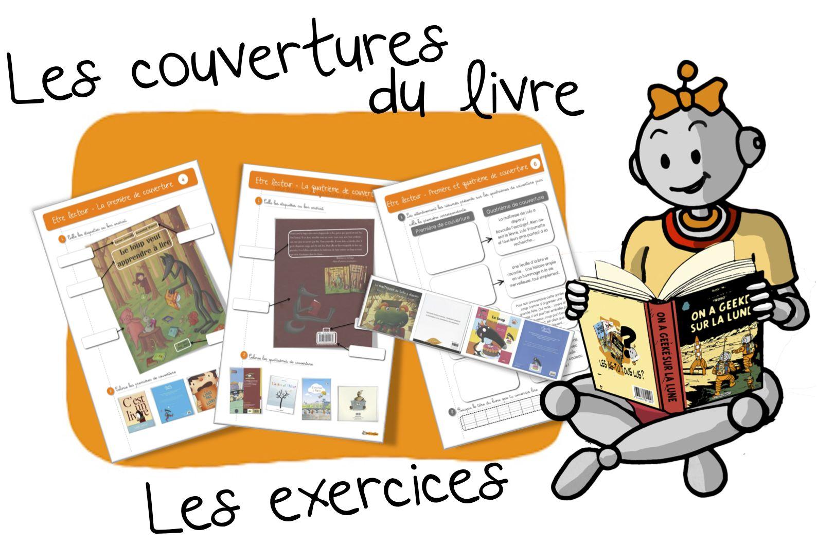 Premiere Quatrieme De Couverture Les Exercices Bout De