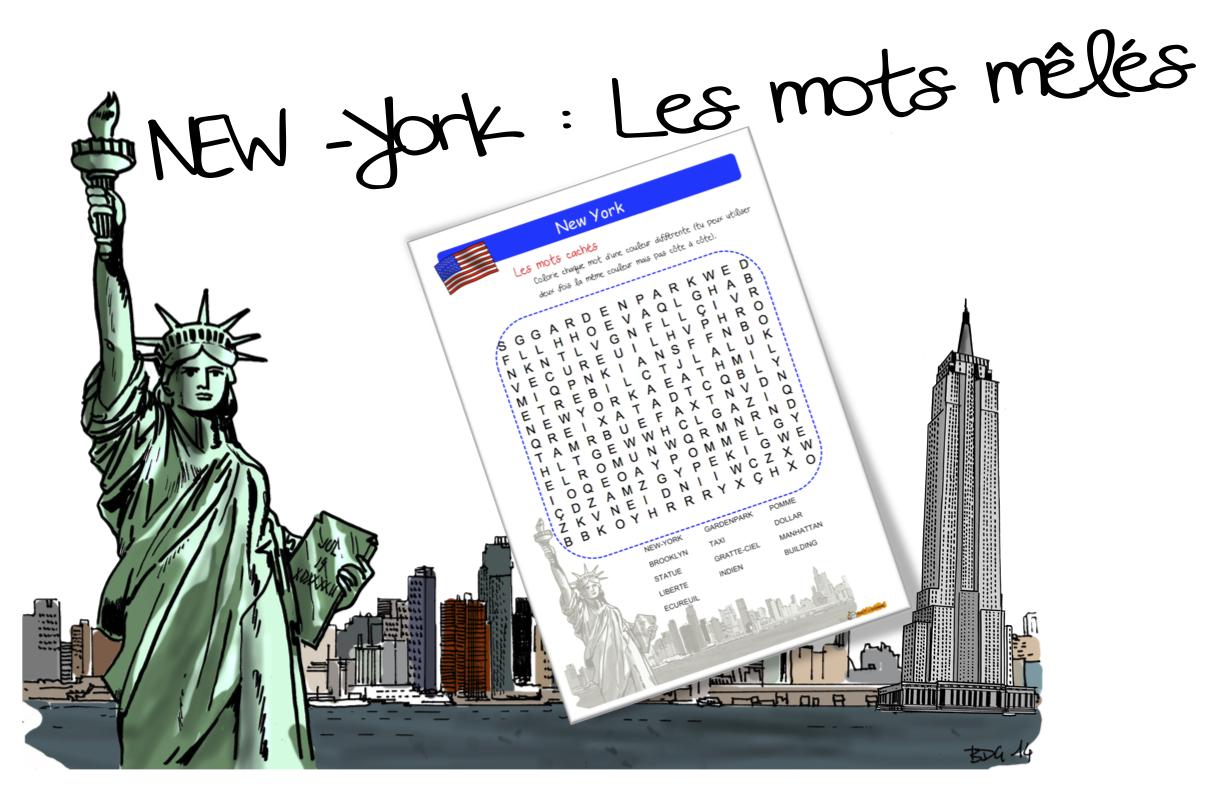 presentation de new york en anglais