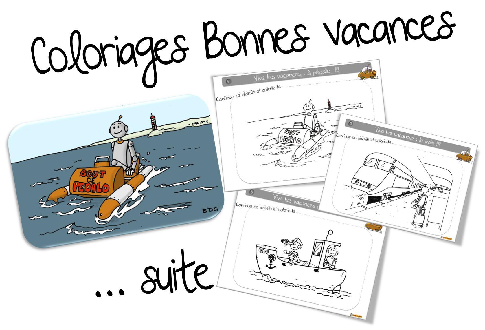 Vacances Bout De Gomme