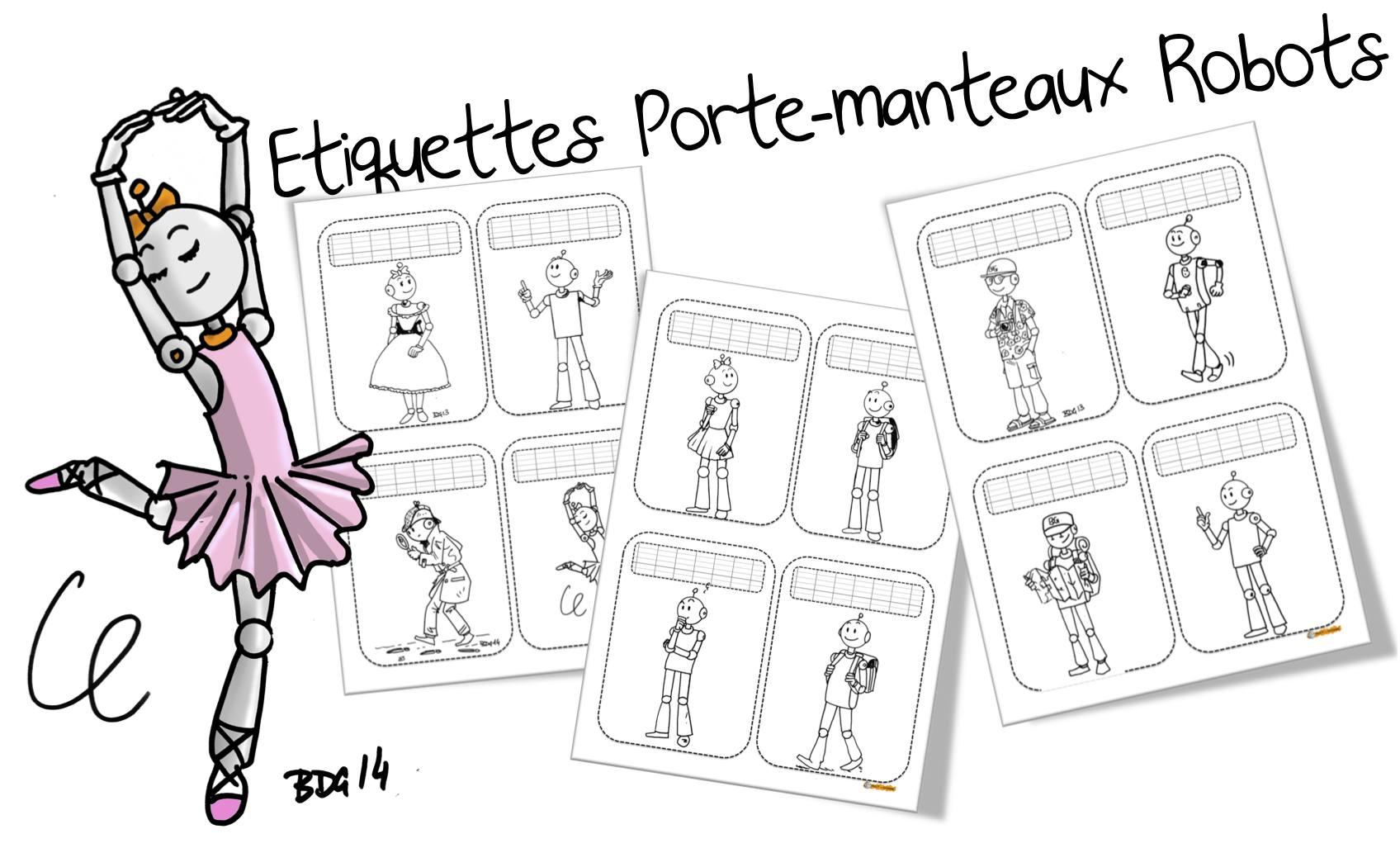 Etiquette Pour Porte Manteaux Bout De Gomme