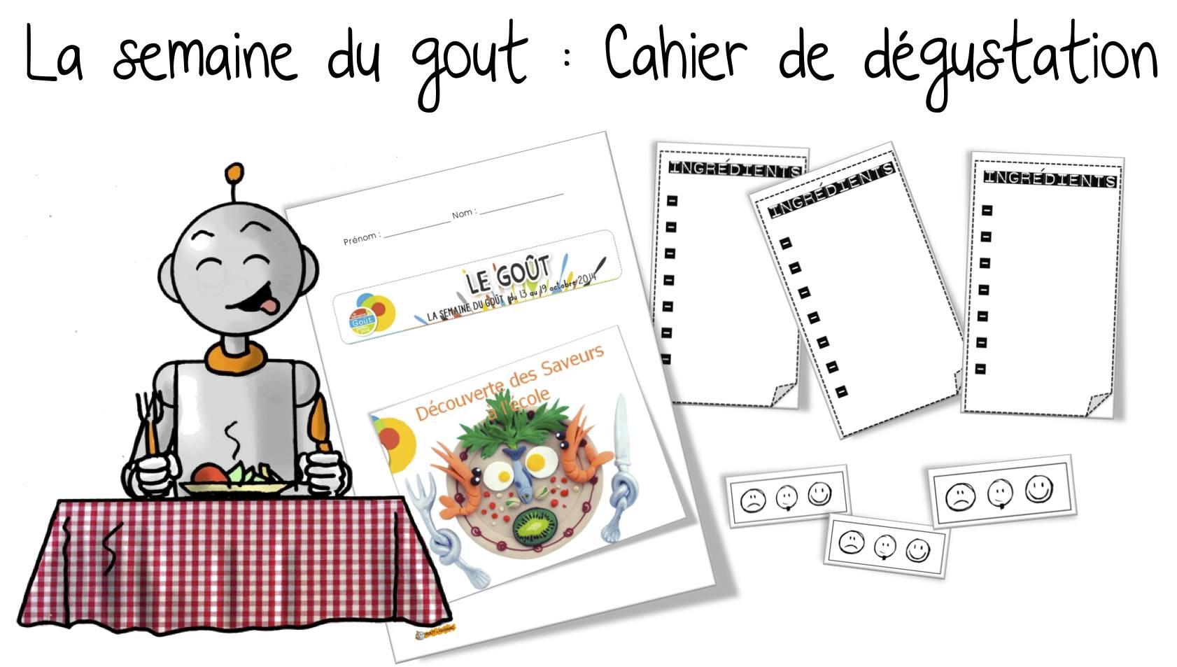 Recettes de cuisine bout de gomme - Creer un cahier de recettes de cuisine ...