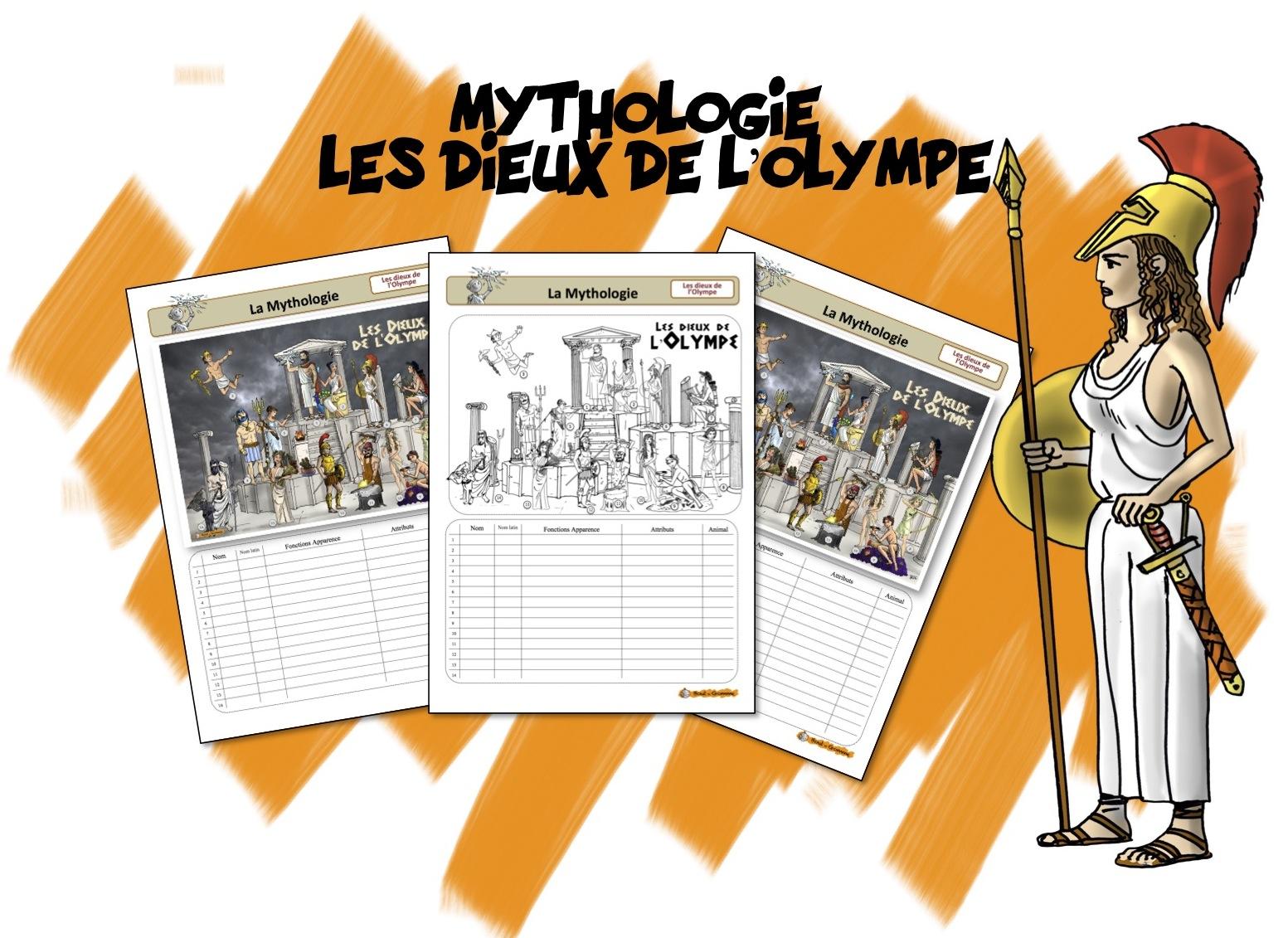 Mythologie C3 Bout De Gomme