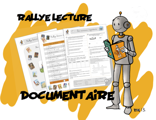 Rallye documentaire cycle 3
