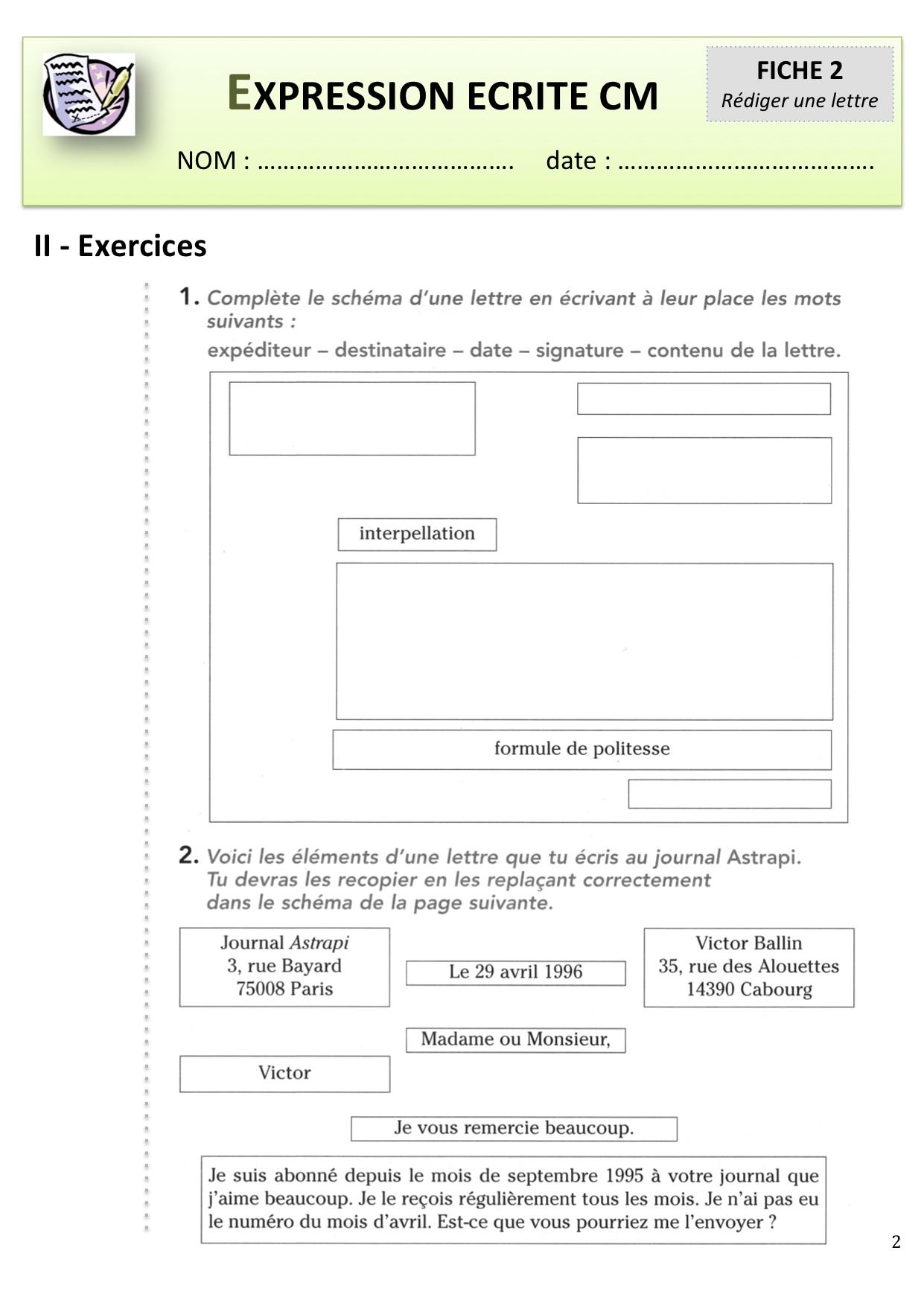 Comment Ecrire Une Dissertation En Francais