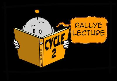 Tirobot Lecteur Cycle 2 - 400