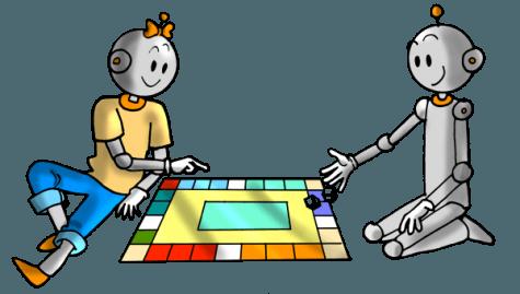 Tirobot-et-Robette-Jouent-jeux-de-societes
