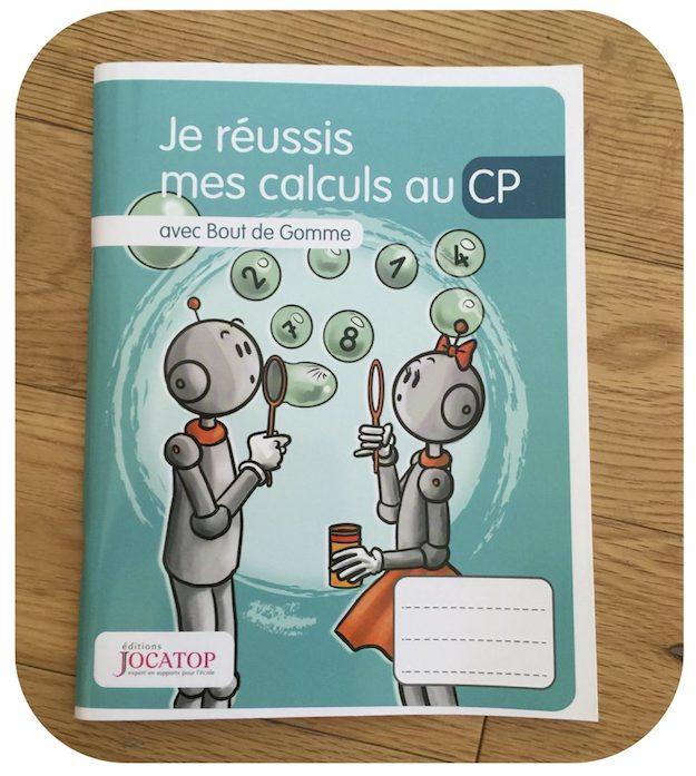 cahier jocatop CP