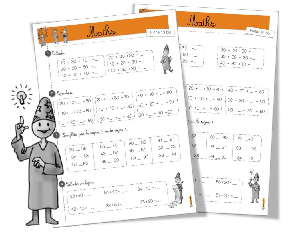 Exercices maths novembre 2015