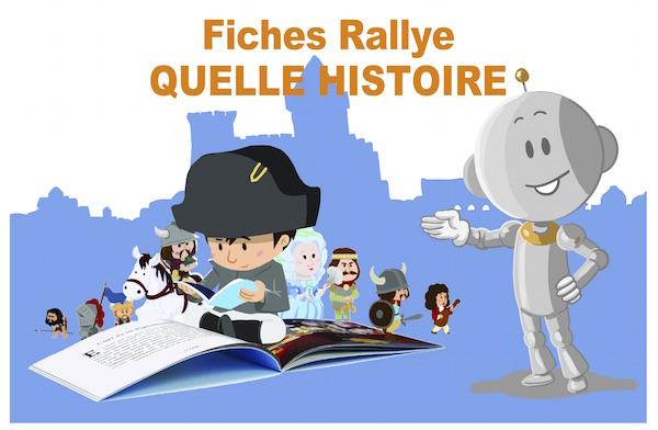 Rallye quelle histoire